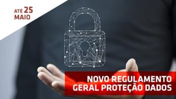 Novo RGPD - Atualize os seus dados pessoais