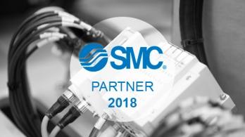 SMC Partner 2018 distintion